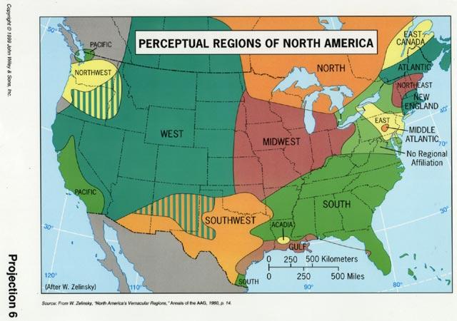 geography region:
