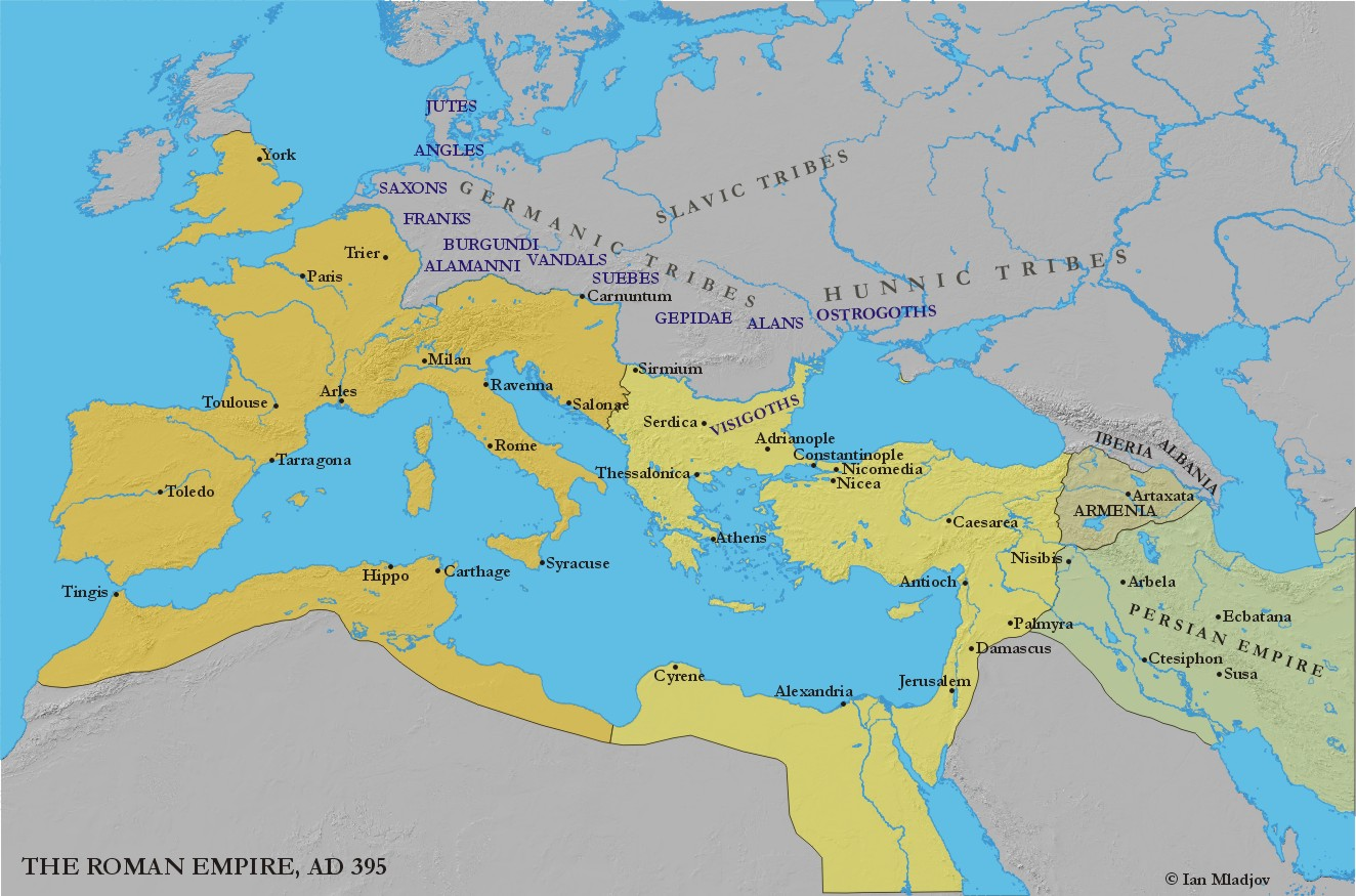An analysis of the state of slavery in the roman europe